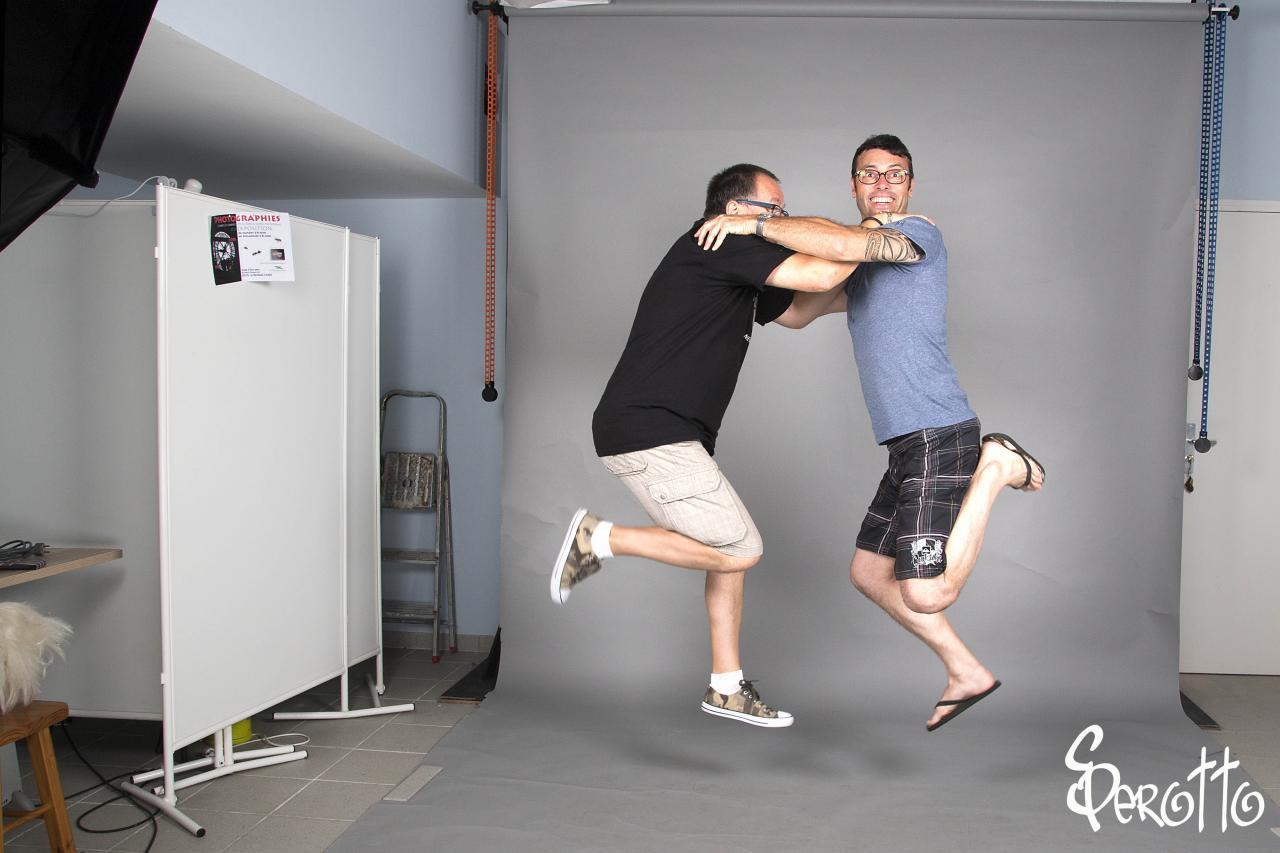 Tony et Franck